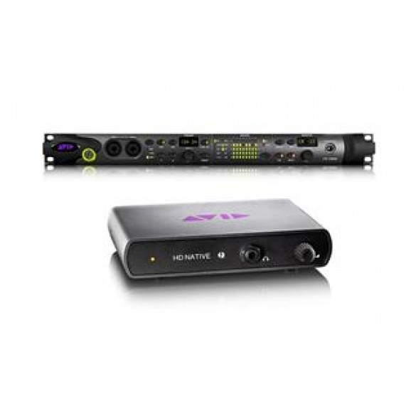 HD Native Thunderbolt + HD Omni System With Pro Tools