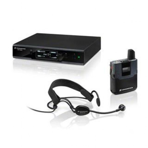 D1-ME3 Wireless Head-Set Microphone System