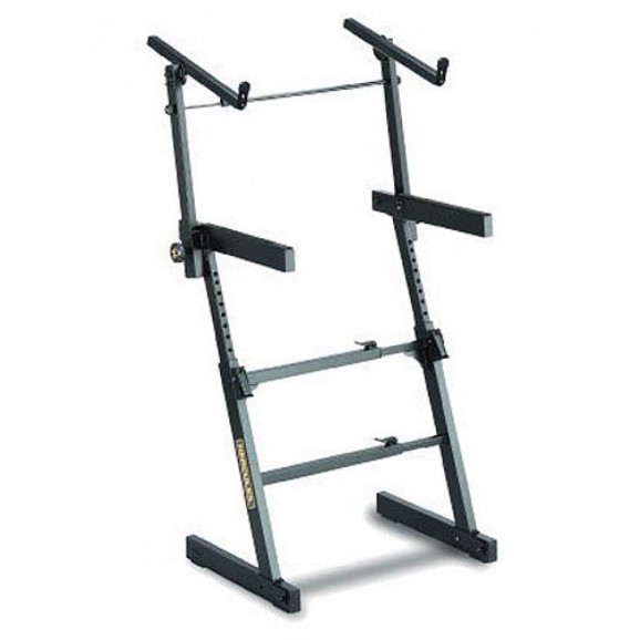 Hercules 2 Tier Keyboard Stand with Autolock