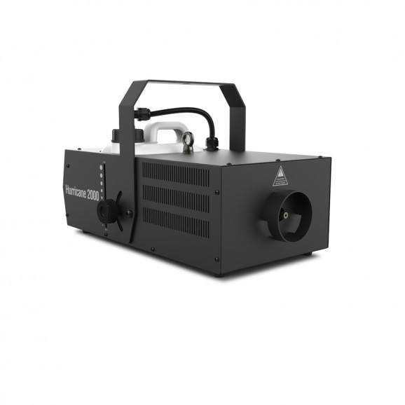 Chauvet Hurricane 2000 High Output Fog Machine DMX