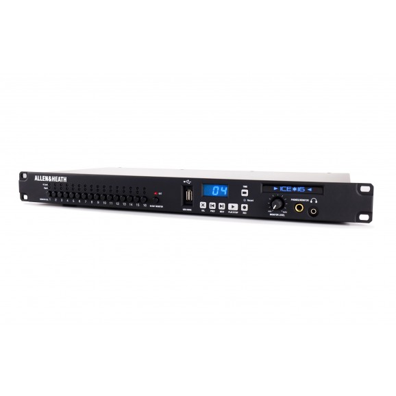 ICE-16 - 16 channel multitrack recorder + USB/Firewire Interface- Call Us To Check Availability