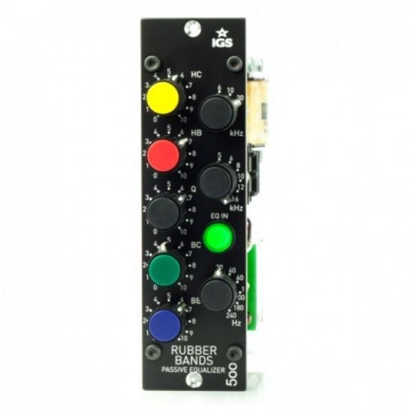 IGS Audio RB 500 Series Pultec Style EQ