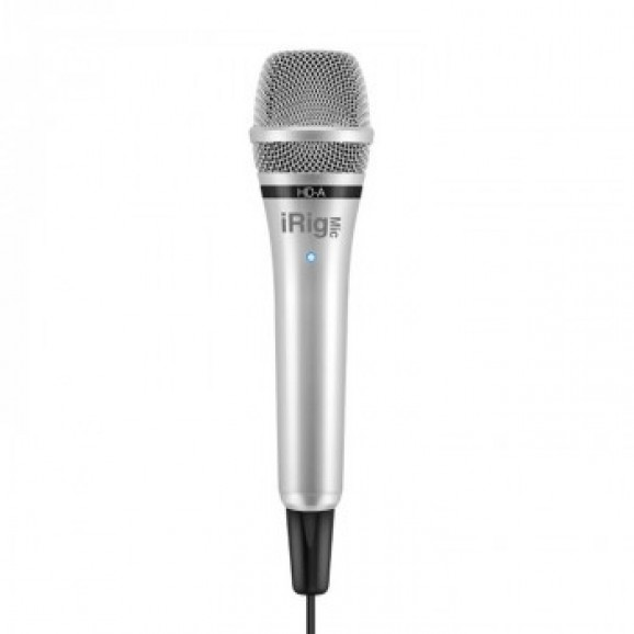 IK Multimedia iRig Mic HD-A Handheld Mic for Android PC