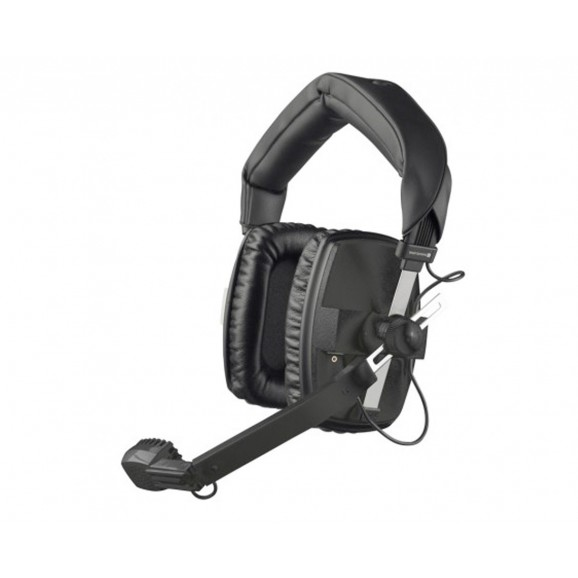 Beyerdynamic DT109 Talkback Headset - Black Without Cable