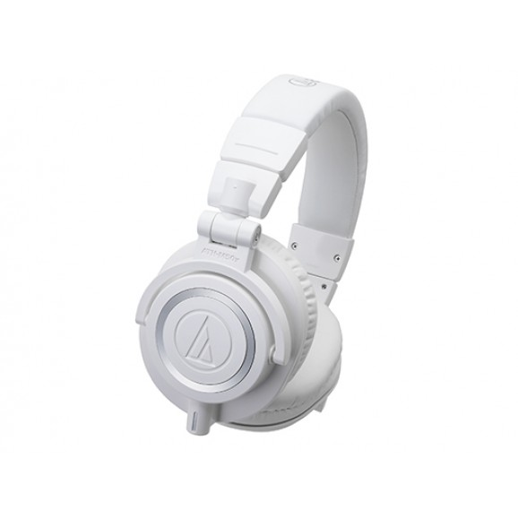 ATH-M50X Professional Monitor Headphones LTD ED White M50X **1 Only**