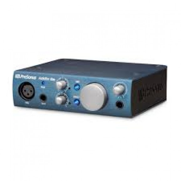 PreSonus Audiobox iOne 2x2 USB / iPad Interface w/ 1 Mic Input