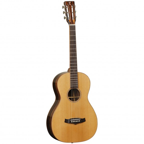 TWJPE Java Acoustic Electric Guitar