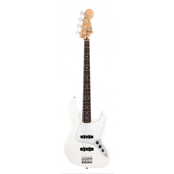 Standard Jazz Bass® Rosewood Fretboard Arctic White