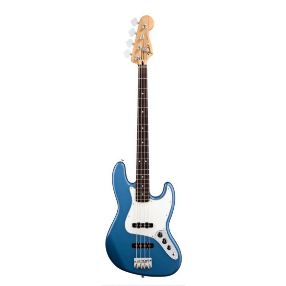 Standard Jazz Bass® Rosewood Fretboard Lake Placid Blue