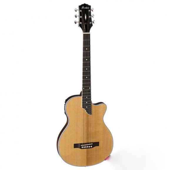 Shadow Steel String Electric / Acoustic Solid Body Guitar - JMCA44