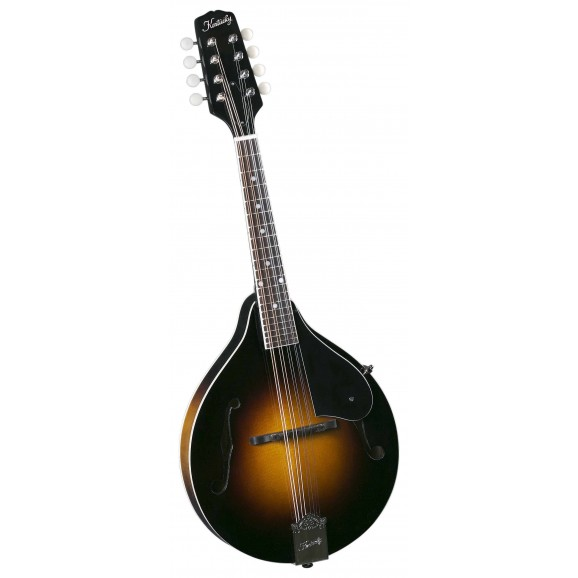 Kentucky KM-150 Solid A style Mandolin in Sunburst