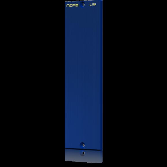 Midas Legend L1B 500 Series Modular Blank Plate
