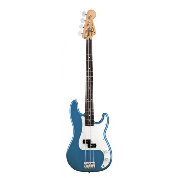 Standard Precision Bass P-Bass Rosewood Fretboard Lake Placid Blue