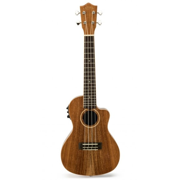Lanikai All Solid Acoustic / Electric Concert Ukulele in Acacia