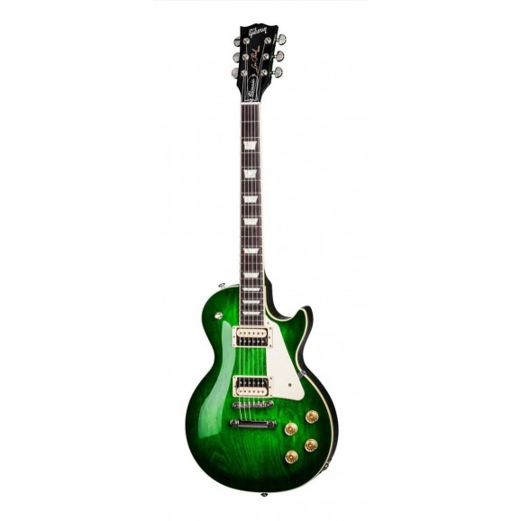 Les Paul Classic 2017 T - Green Ocean Burst