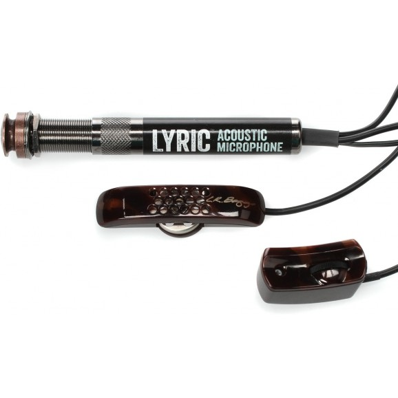 LR Baggs Lyric Microphone Acoustic Guitar System