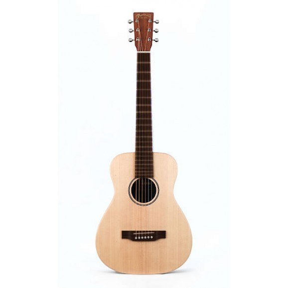 LX1E Little Martin Acoustic Electric With Bag