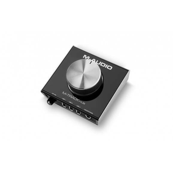 M-Audio Mtrack Hub- New!