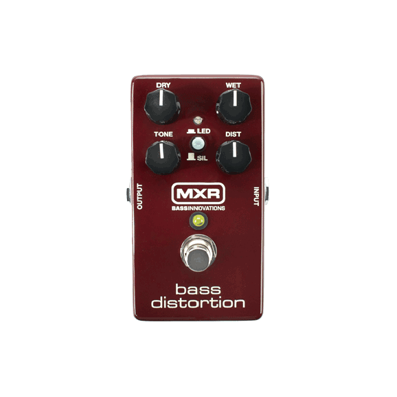 Bass Distortion Pedal