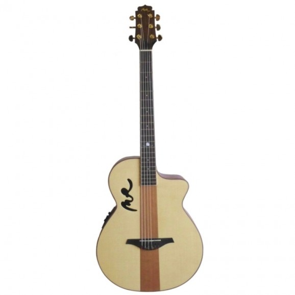 Manuel Rodriguez MR Jumbo Steel String Acoustic Guitar with Pickup