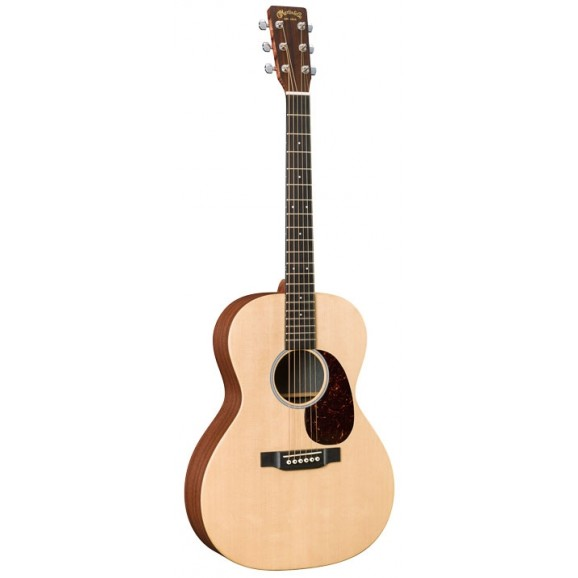Martin 00LX1AE X Series 00-14 SS Acoustic-Electric Guitar