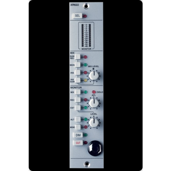 SSL X-RACK Master Bus Module