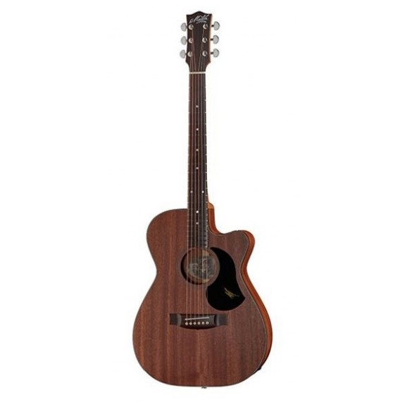 M808C Acoustic Electric Guitar + Deluxe Hard Case
