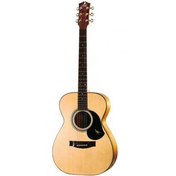 Maton EBG808 Acoustic Electric Guitar  with Maton Hard Case