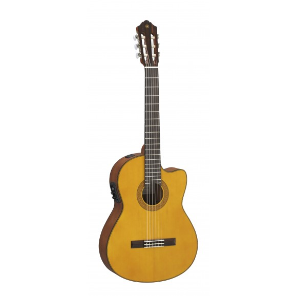 Yamaha CGX122MSC  Acoustic Electric  Classical guitar