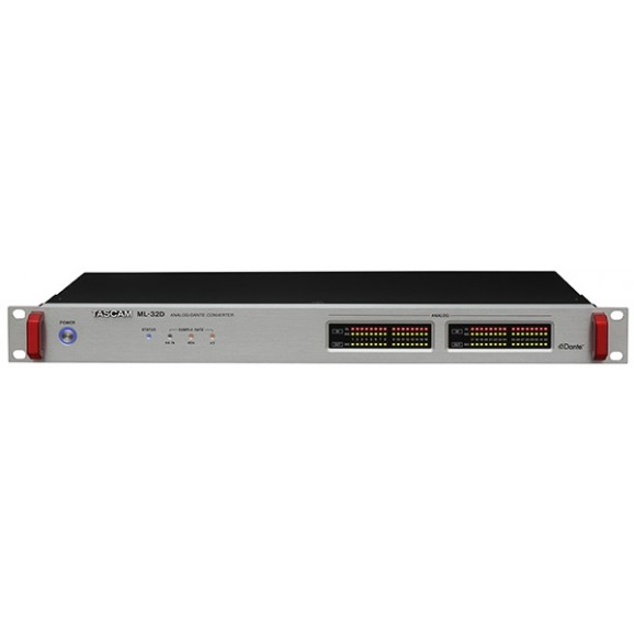 ML32D 16 Channel Analog Dante Converter