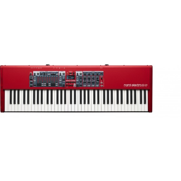 Nord - Electro 6HP Hammer Action 73 Key Stage Piano
