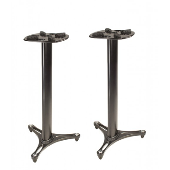 Ultimate Support MS90/36B Studio Monitor Speaker Stands