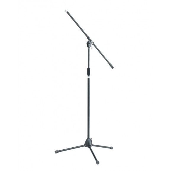 MS205 Microphone Boom Stand Black