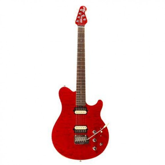 Axis Electric Guitar HH Trans Red Floyd Rose Tremolo MPL-FB