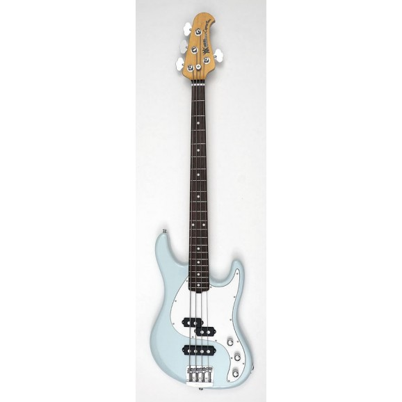 Music Man Caprice Bass Diamond Blue