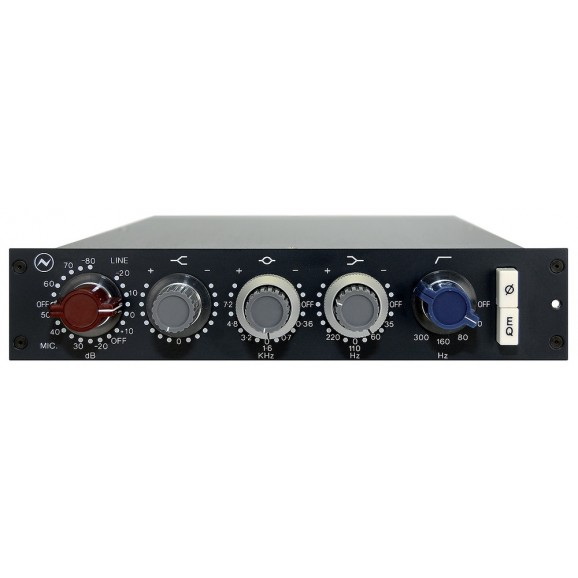 Neve 1073N Microphone Pre-amp and Equaliser