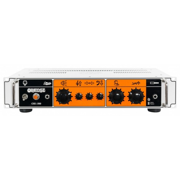 OB1-500 Bass Amp Head