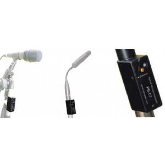 Optogate PB07 - Automatic Microphone Volume Gate - Stand Clip