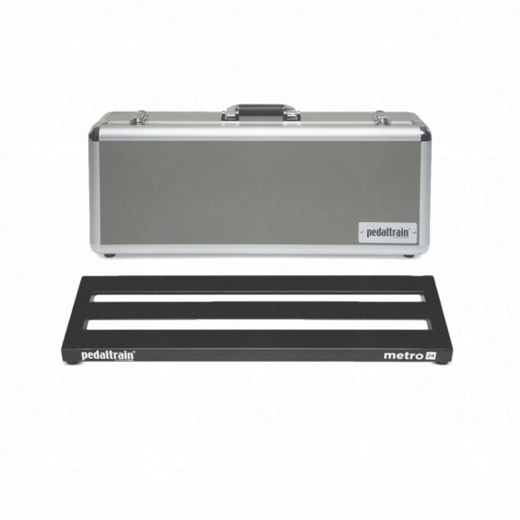 Pedal Train Metro 24 Pedal Board with Hard Case