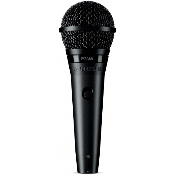 PGA58 Alta Series Vocal Microphone with XLR Cable
