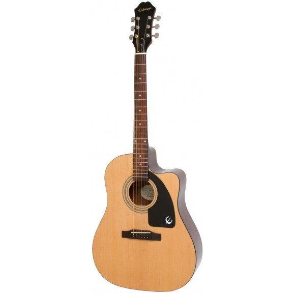 Epiphone - AJ-100CE Acoustic Electric in Natural