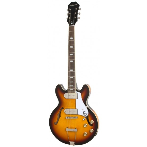Casino Coupe Model Guitar Vintage Sunburst