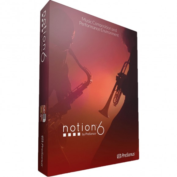 Notion 6 Software - Downloadable License Version