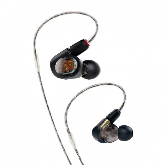 E70 Professional In-Ear Monitor Headphones