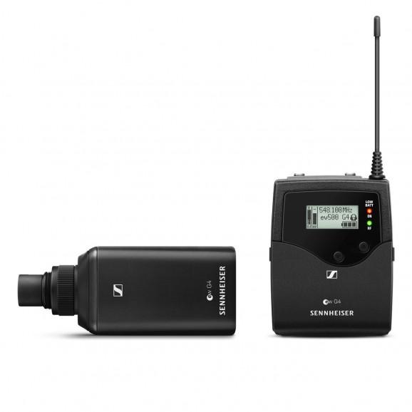 Sennheiser EW 500 G4 BOOM-GBW Portable Wireless System (606 - 678 MHz)