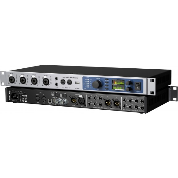 RME Fireface UFX II Recording Interface