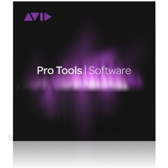 AVID Pro Tools HD - Software Only (with iLok)