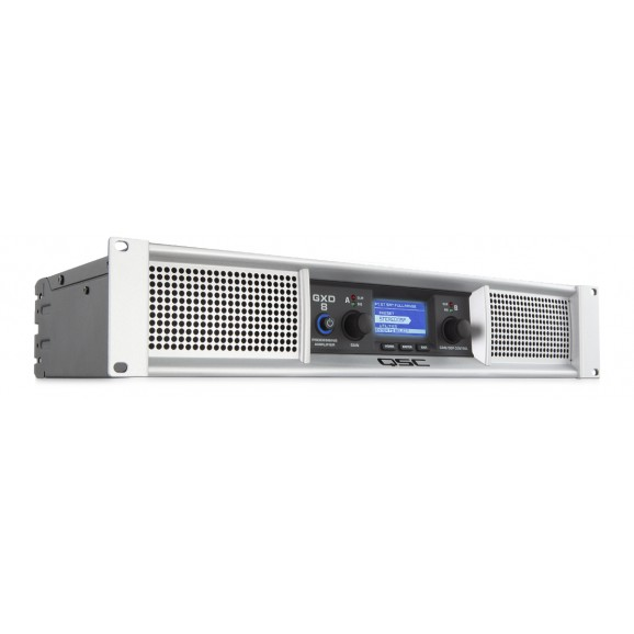 GXD8 Professional Power Amplifiers
