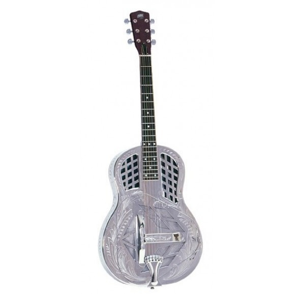 Recording King RM-999 Wild Rose Tri-Cone Resonator