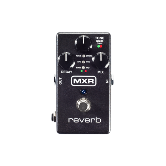 M300 Reverb Effect Pedal